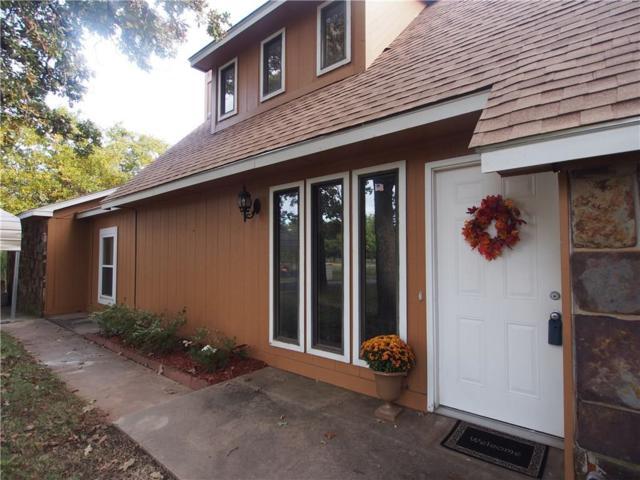 18410 SE 21st Street, Choctaw, OK 73020 (MLS #839930) :: Meraki Real Estate