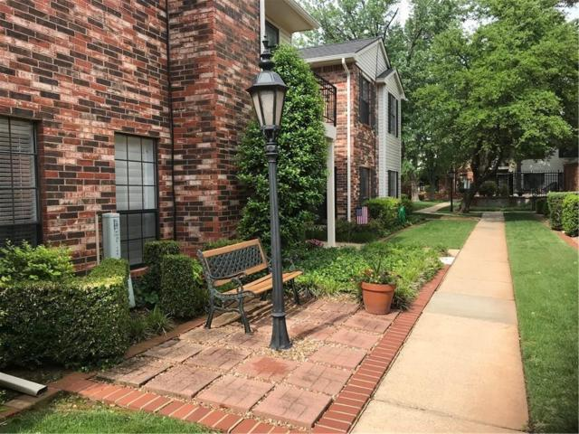 6325 N Villa #104, Oklahoma City, OK 73112 (MLS #839970) :: Homestead & Co