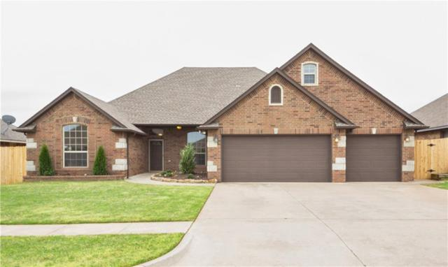 768 W Windmill Court, Mustang, OK 73064 (MLS #840005) :: Denver Kitch Real Estate