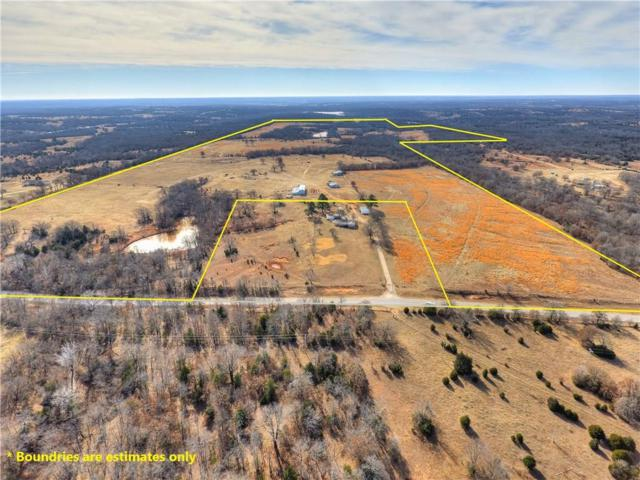 Highway 59B - 229 Acres, Macomb, OK 74852 (MLS #840100) :: Wyatt Poindexter Group