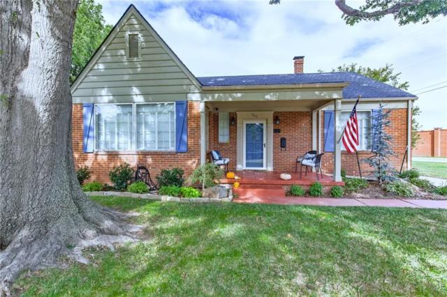 205 NW Eubanks Street, Oklahoma City, OK 73118 (MLS #840130) :: KING Real Estate Group
