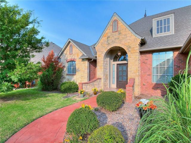 3009 Sycamore Court, Moore, OK 73160 (MLS #840160) :: Wyatt Poindexter Group