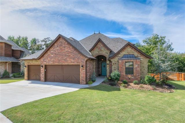 2608 Roaring Fork Trail, Edmond, OK 73034 (MLS #840175) :: Homestead & Co
