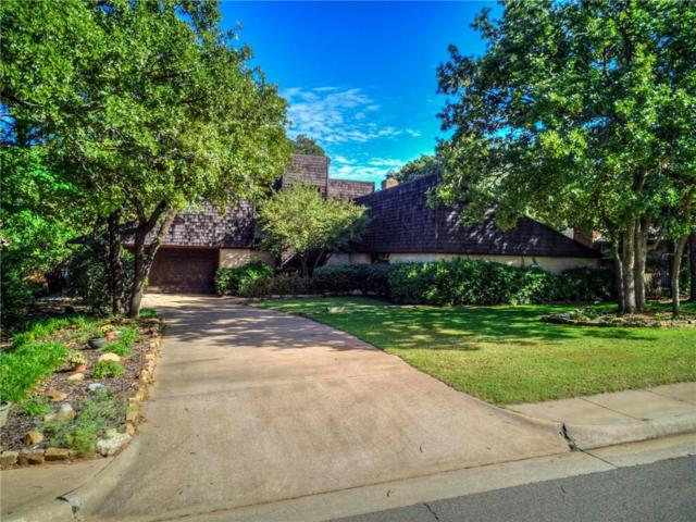 1700 Sandpiper, Edmond, OK 73034 (MLS #840178) :: Wyatt Poindexter Group