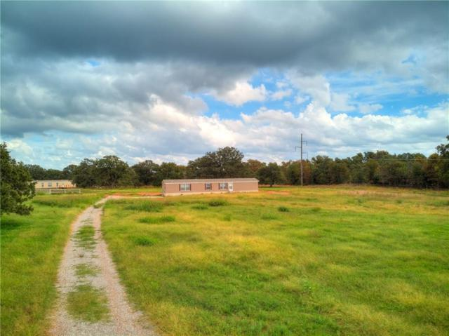 20449 Walker Road, Tecumseh, OK 74801 (MLS #840201) :: KING Real Estate Group