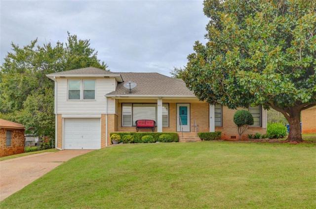 821 W Washington Street, Purcell, OK 73080 (MLS #840259) :: Meraki Real Estate