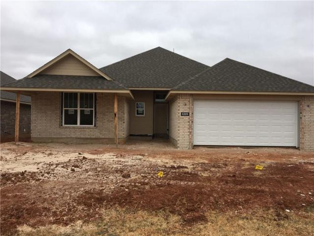6309 NW 159th Street, Edmond, OK 73013 (MLS #840261) :: KING Real Estate Group