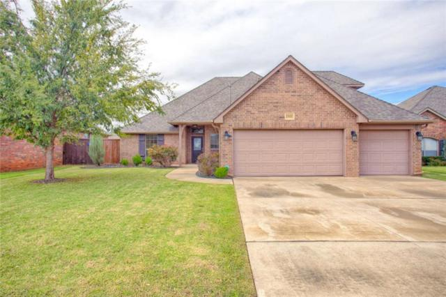 2925 Firewheel Road, Edmond, OK 73013 (MLS #840272) :: Wyatt Poindexter Group