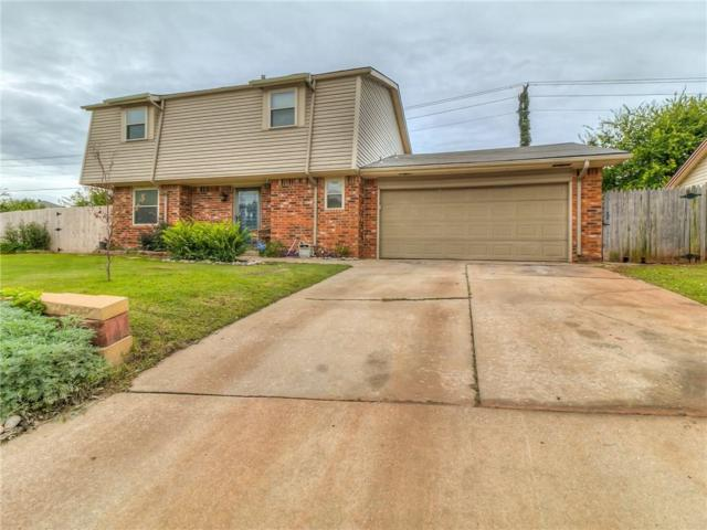 8608 86th Street, Oklahoma City, OK 73132 (MLS #840276) :: Wyatt Poindexter Group