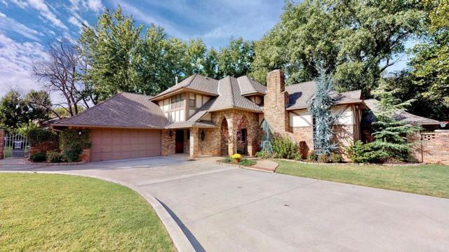 11901 Autumn Leaves, Oklahoma City, OK 73170 (MLS #840279) :: Erhardt Group at Keller Williams Mulinix OKC