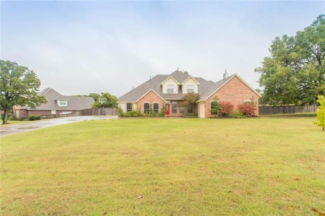 14270 Whippoorwill Vista, Choctaw, OK 73020 (MLS #840301) :: KING Real Estate Group