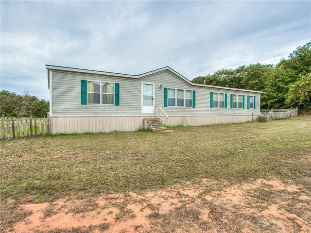17981 S Cliff Road, Newalla, OK 74857 (MLS #840314) :: KING Real Estate Group