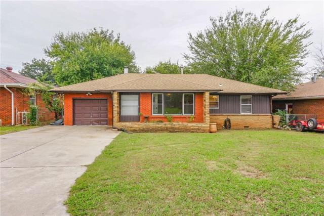 2204 Maple, Midwest City, OK 73110 (MLS #840343) :: Erhardt Group at Keller Williams Mulinix OKC