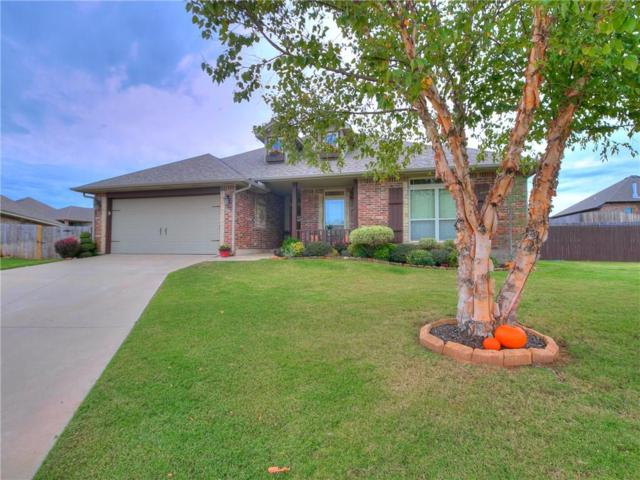 12790 Brody, Choctaw, OK 73020 (MLS #840350) :: Homestead & Co