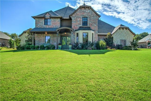 2307 Vellano Lane, Edmond, OK 73034 (MLS #840444) :: Erhardt Group at Keller Williams Mulinix OKC
