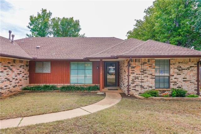 3110 Tall Oaks Circle, Norman, OK 73072 (MLS #840466) :: Barry Hurley Real Estate