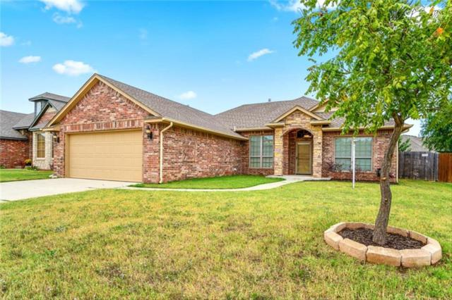 3400 San Juan Trail, Moore, OK 73160 (MLS #840472) :: UB Home Team