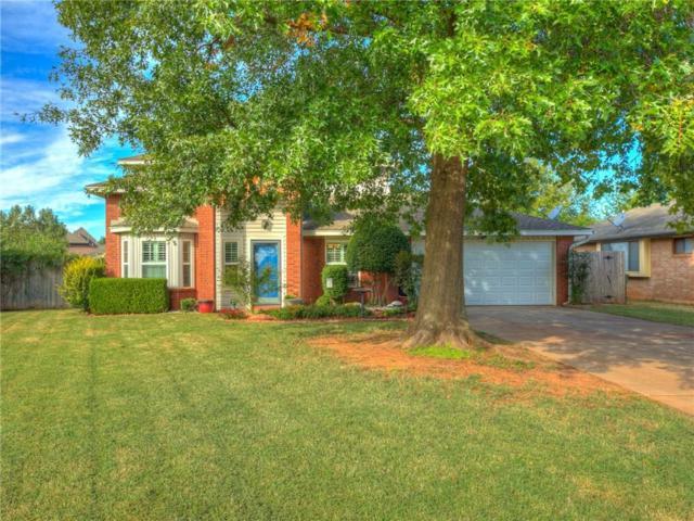 505 Blue Ridge Drive, Edmond, OK 73003 (MLS #840479) :: Barry Hurley Real Estate