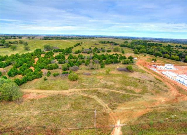 Cr 69 1/4 Mi East Off Hwy 77, Mulhall, OK 73063 (MLS #840501) :: KING Real Estate Group