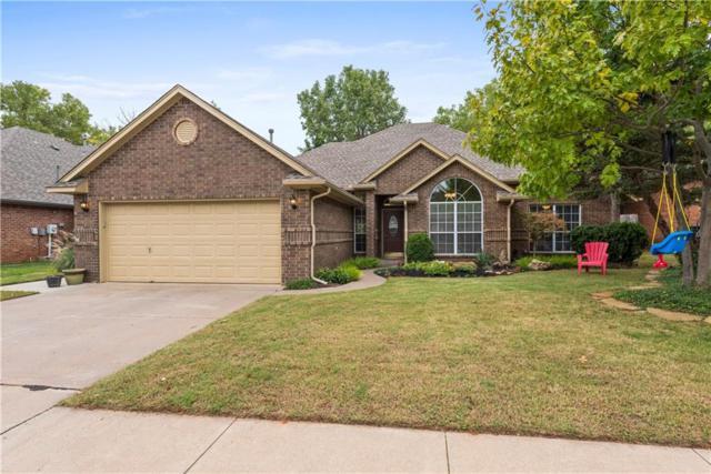 6404 NW 132nd Street, Oklahoma City, OK 73142 (MLS #840543) :: Homestead & Co