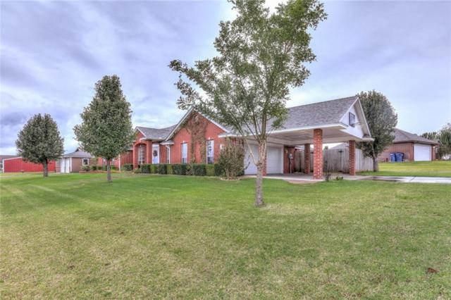 395 Candice, Piedmont, OK 73078 (MLS #840585) :: Homestead & Co
