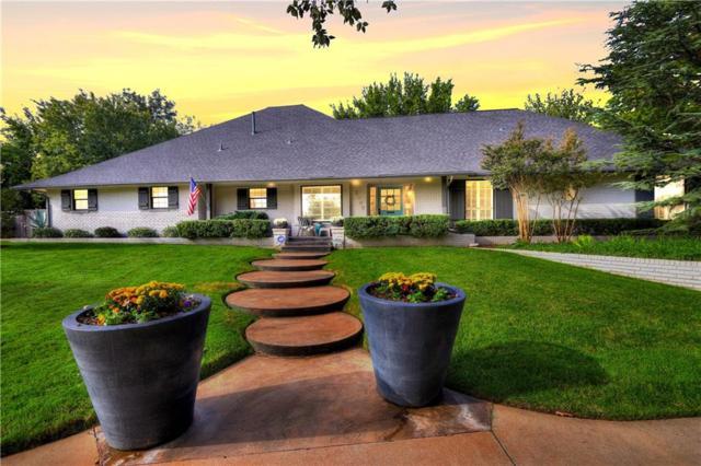 2300 NW 58th Street, Oklahoma City, OK 73112 (MLS #840606) :: Barry Hurley Real Estate