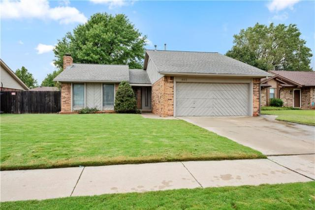 665 Waterview Road, Oklahoma City, OK 73170 (MLS #840612) :: Wyatt Poindexter Group