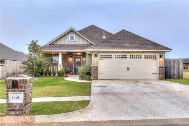 18504 Winamack, Edmond, OK 73012 (MLS #840614) :: Barry Hurley Real Estate