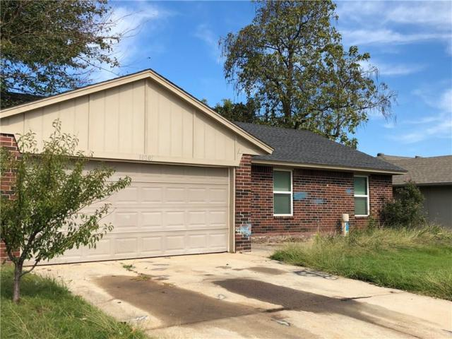 10205 Isaac Drive, Midwest City, OK 73130 (MLS #840617) :: Wyatt Poindexter Group