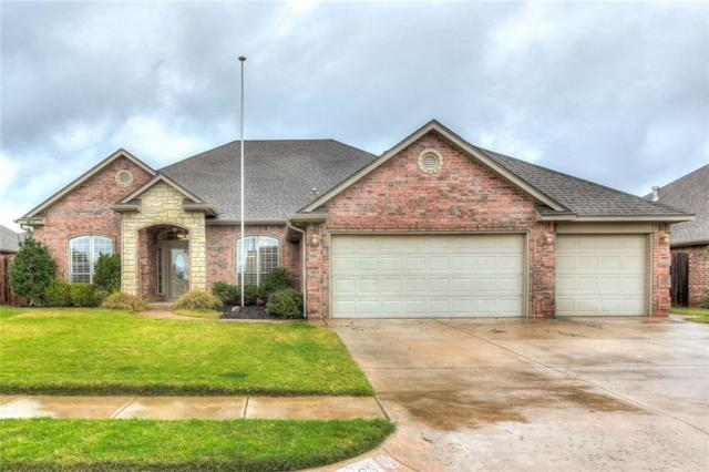 1509 SW 123rd Street, Oklahoma City, OK 73170 (MLS #840621) :: Barry Hurley Real Estate