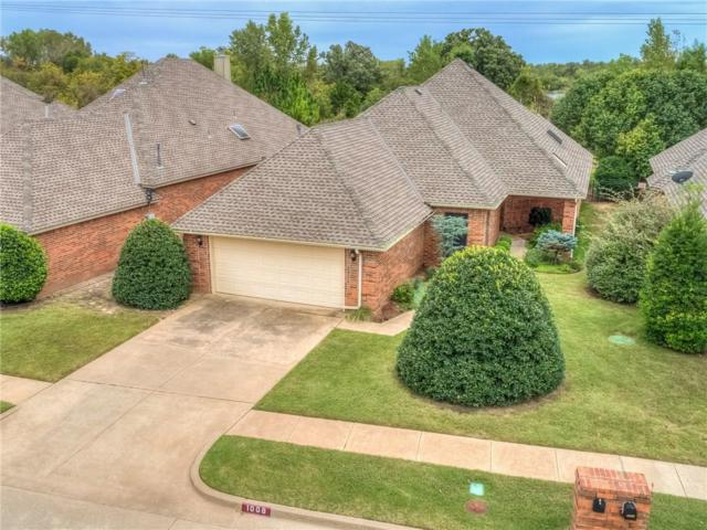 1008 Riviera Drive, Norman, OK 73072 (MLS #840644) :: Barry Hurley Real Estate