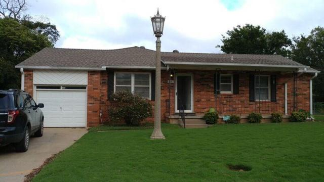 1021 Sycamore, Midwest City, OK 73110 (MLS #840661) :: Homestead & Co