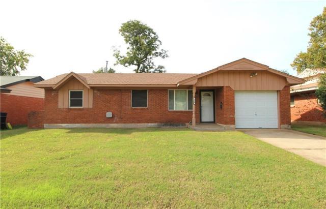 109 S Irving Drive, Moore, OK 73160 (MLS #840769) :: Erhardt Group at Keller Williams Mulinix OKC