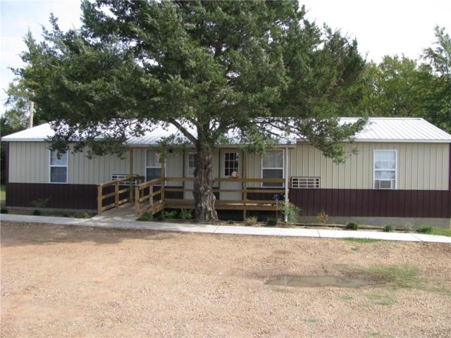 206 N 14th Street, Okemah, OK 74859 (MLS #840777) :: Erhardt Group at Keller Williams Mulinix OKC