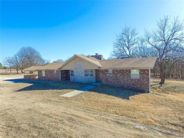 11619 State Hwy 3W, Ada, OK 74820 (MLS #840803) :: Meraki Real Estate