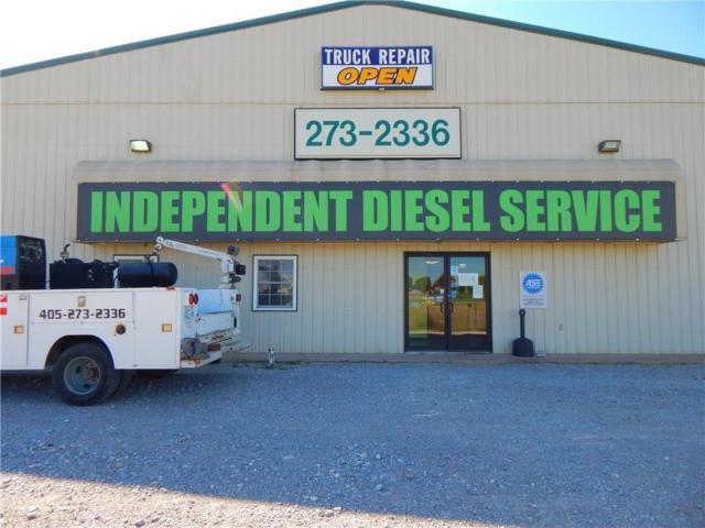 37300 Old Highway 270, Shawnee, OK 74804 (MLS #840849) :: Erhardt Group at Keller Williams Mulinix OKC