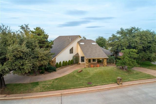 1301 Oak Tree Drive, Edmond, OK 73025 (MLS #840855) :: KING Real Estate Group