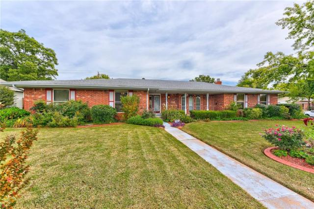 702 N Monroe, Blanchard, OK 73010 (MLS #840985) :: Meraki Real Estate
