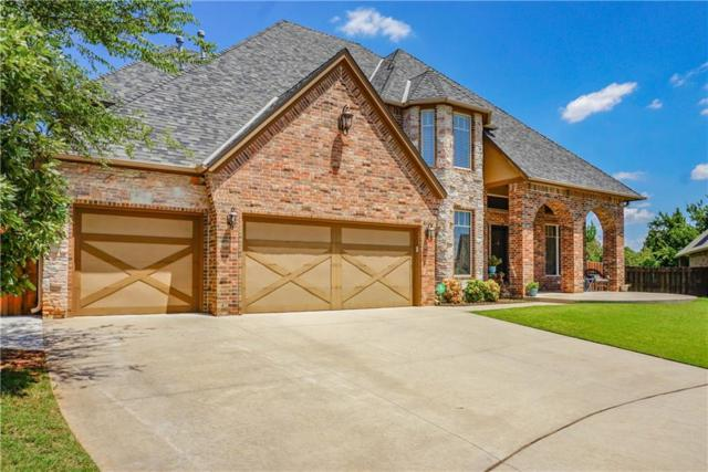 509 Man O War Court, Edmond, OK 73025 (MLS #840991) :: UB Home Team