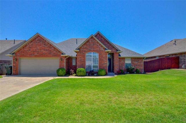 10908 Blue Sky Drive, Midwest City, OK 73130 (MLS #841012) :: Erhardt Group at Keller Williams Mulinix OKC