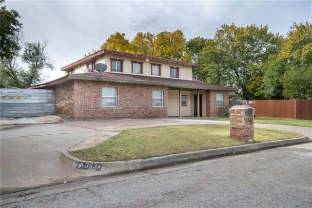 3534 SW 41st Street, Oklahoma City, OK 73119 (MLS #841082) :: KING Real Estate Group