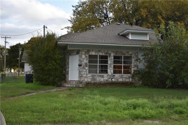 202 W Kentucky, Anadarko, OK 73005 (MLS #841228) :: Homestead & Co