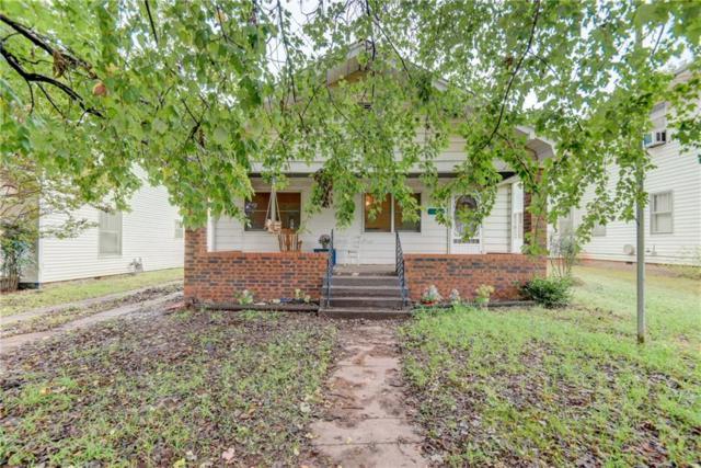 306 W 9th Street, Chandler, OK 74834 (MLS #841325) :: Meraki Real Estate