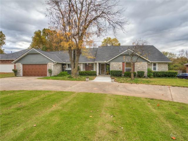 9124 Nawassa Drive, Midwest City, OK 73130 (MLS #841330) :: UB Home Team