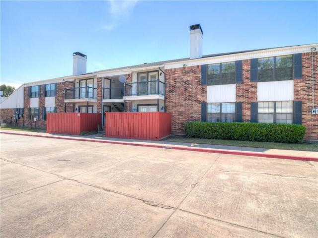 3003 River Oaks Drive #221, Norman, OK 73072 (MLS #841333) :: Meraki Real Estate