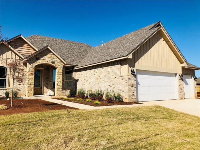 11129 Fairways Avenue, Yukon, OK 73099 (MLS #841352) :: Meraki Real Estate