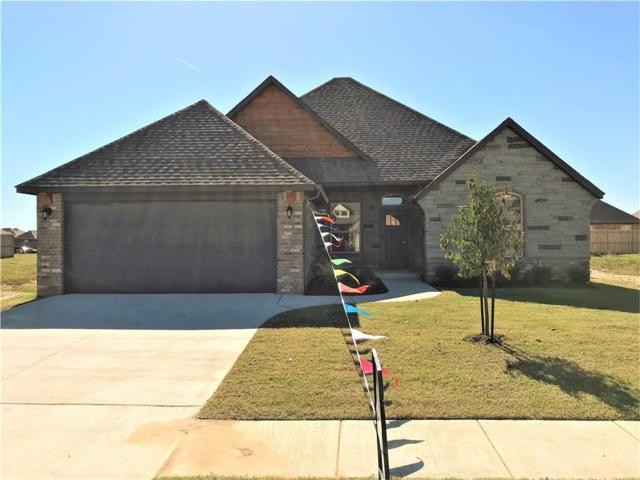 5124 SW 121st Court, Oklahoma City, OK 73173 (MLS #841430) :: Homestead & Co