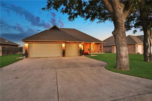 2313 Whispering Pine Boulevard, Shawnee, OK 74804 (MLS #841467) :: Homestead & Co