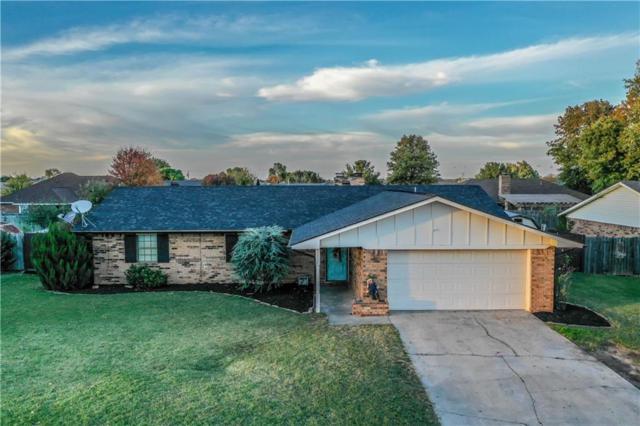 2211 Peach, Weatherford, OK 73096 (MLS #841568) :: KING Real Estate Group