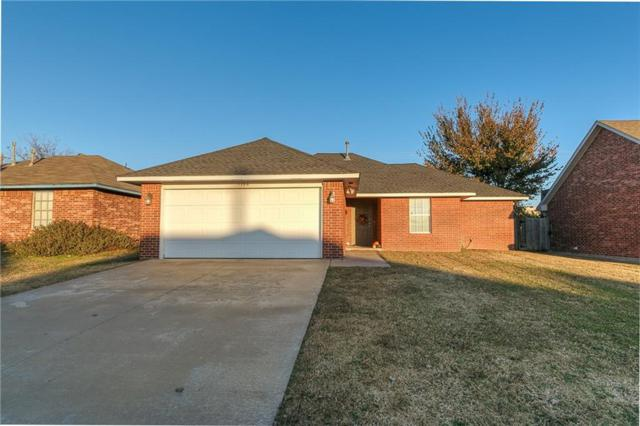 1100 Lawton, Moore, OK 73160 (MLS #841601) :: Meraki Real Estate